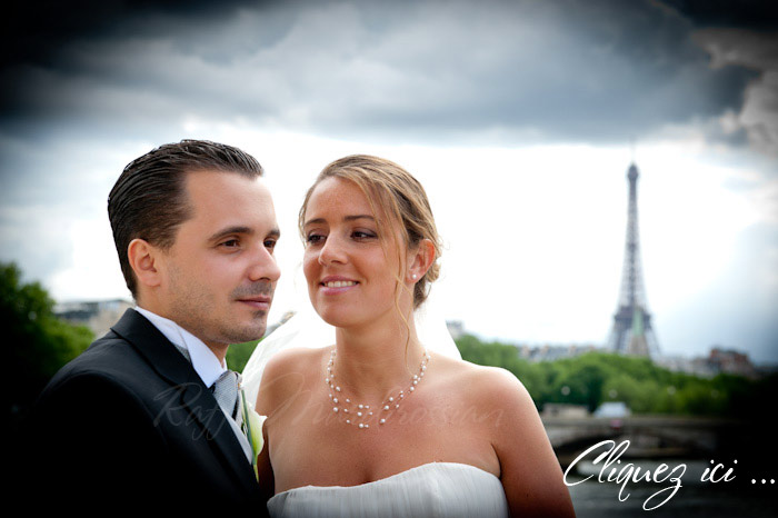 Un photographe de mariage paris - Photo de mariage ...